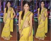 Bollywood Saree Shilpa Shetty