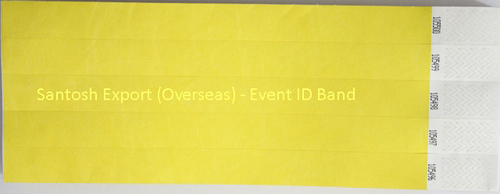 Event Identification Bands