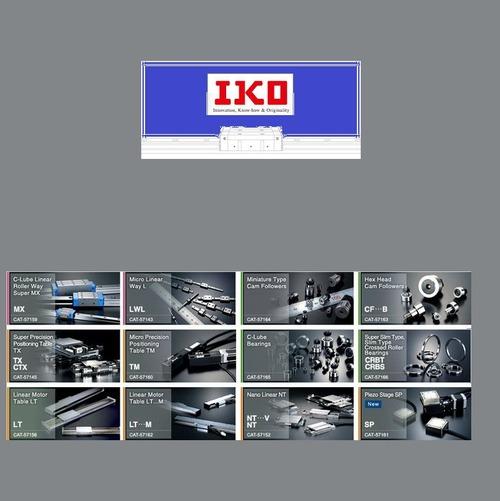 iko Linear Guide ways