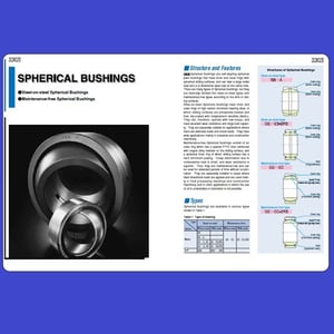 SB457236 IKO Spherical Bushings