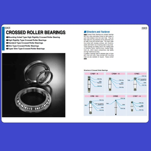 iko cross roller bearings