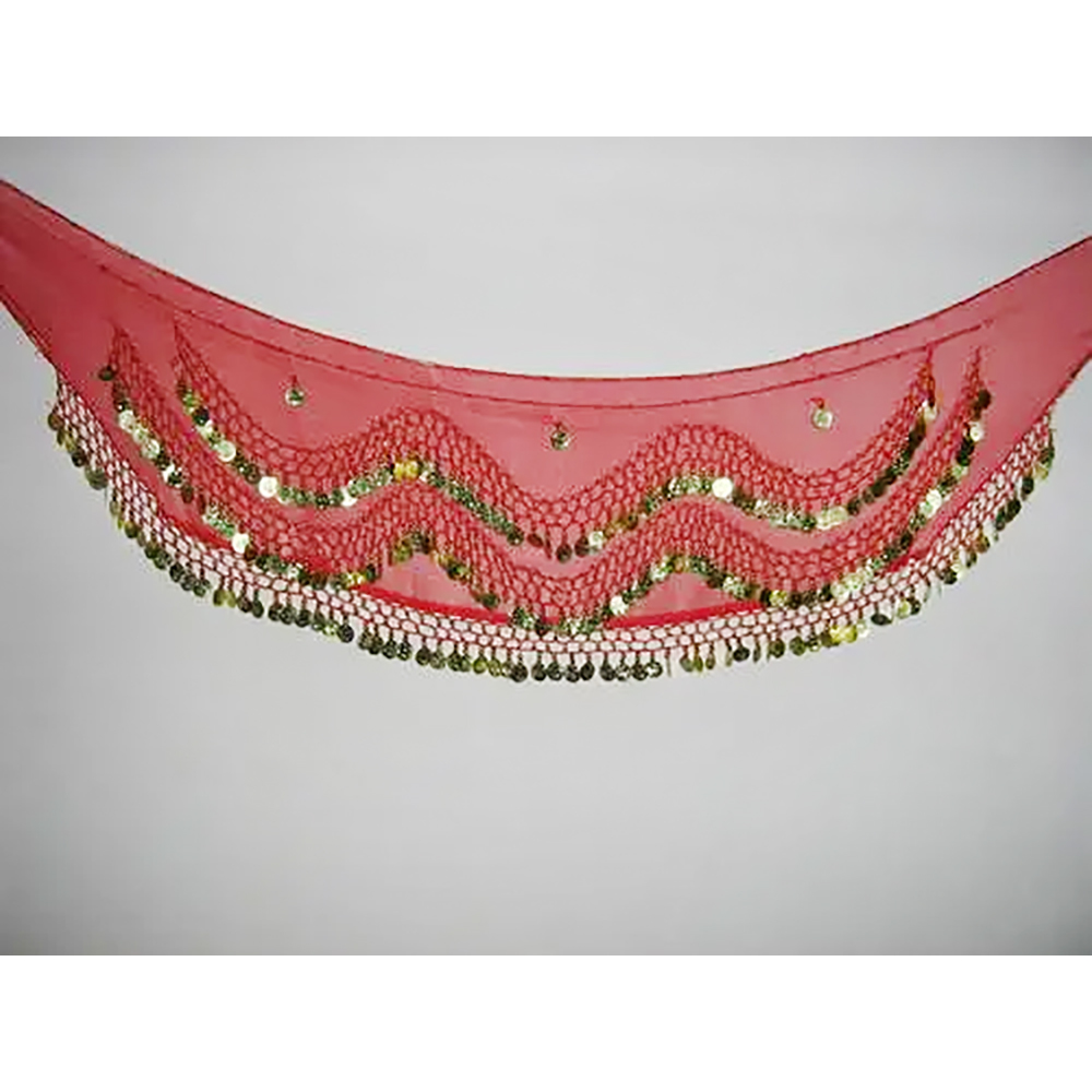 Gold Coin Belly Dance Belt