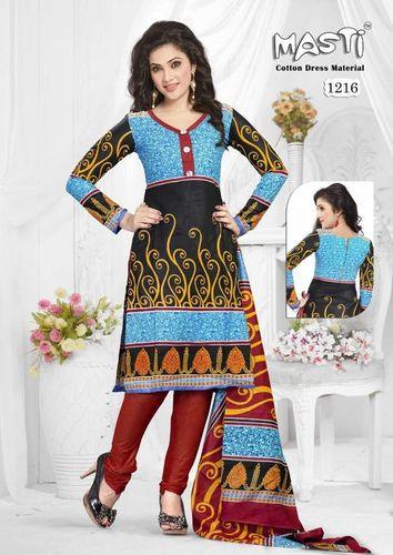 Jetpur Cotton Dress Materials
