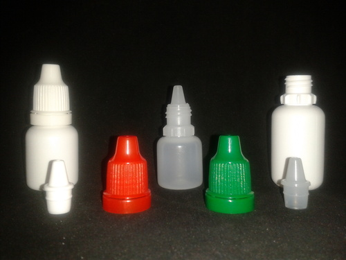 Ear Dropper Bottles
