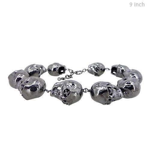 Diamond Silver Bracelet Jewelry