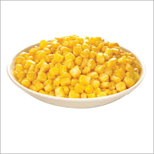 Processed Sweet Corn