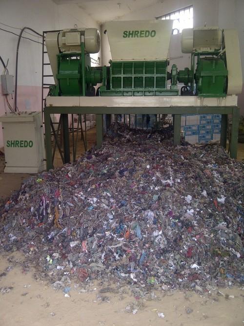 Biomass Shredding