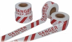 Safety Barricade Tapes