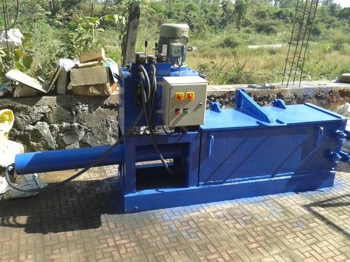 Automatic Horizontal Baling Press
