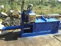 Automatic Horizontal Baling Press