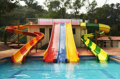 Comination Water Slides 15