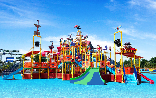 20 Platform Water Play System