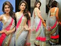 Saree Bollywood Shardha Style Pure Net