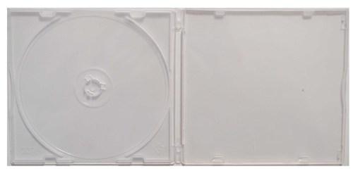 Slim PP VCD Case