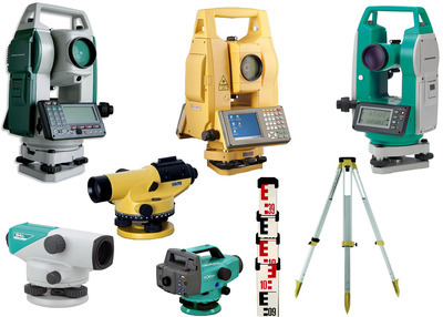 Survey, Meteorological Instruments & Equipment