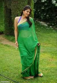 Bhumika Georgette Bollywood Replica Saree