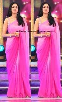 Shri Devi Bollywood Replica Saree