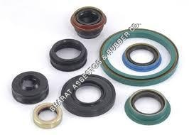Neoprene Rubber Molded Gaskets