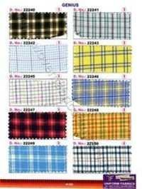School Uniform Shirting PG-66