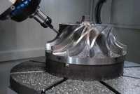 CNC Machining Impeller