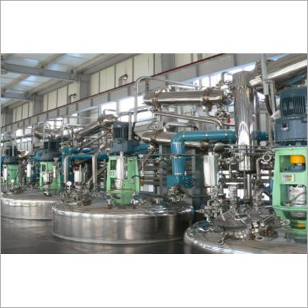 Resin & Emulsion Polymerisation Plant