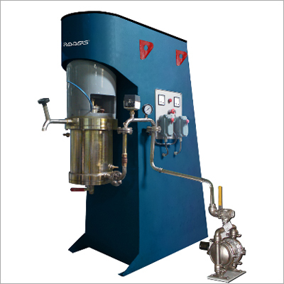 Vertical Continuous Sand Mill