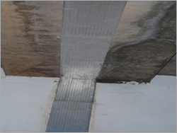 Concrete Wall Expansion Joint