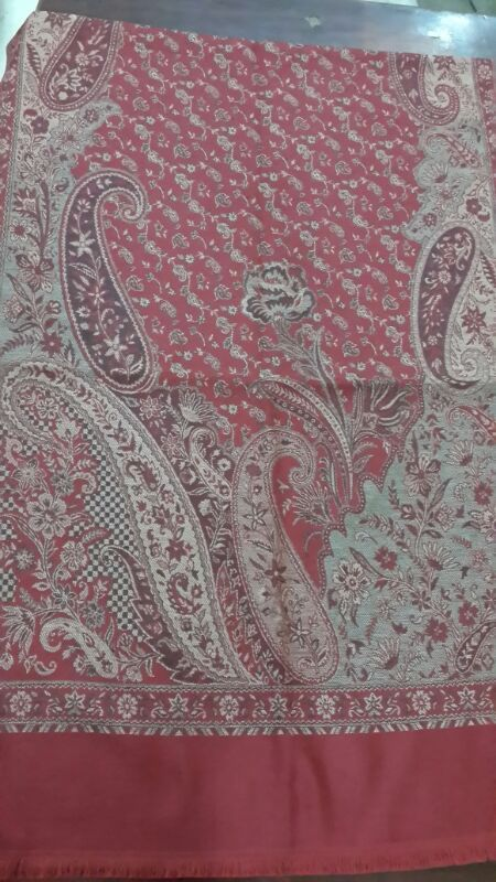 Printed Cotton Voile Stole