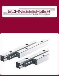 SCHNEEBERGER CROSS ROLLER SLIDE R 1-2-3-4-6-9-12