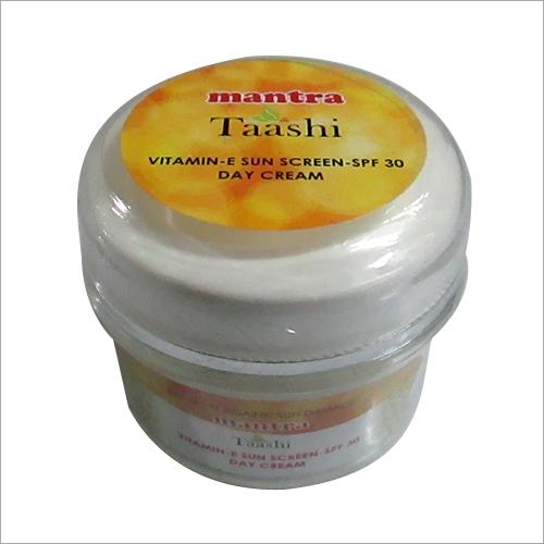 Dry Cream with SPF 30