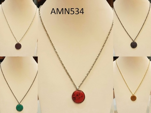 One peice Necklace