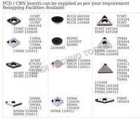 PCD & CBN INSERTS