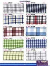 School Uniform Shirting PG-34