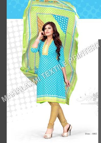New Summer Special Cotton Dress Materials