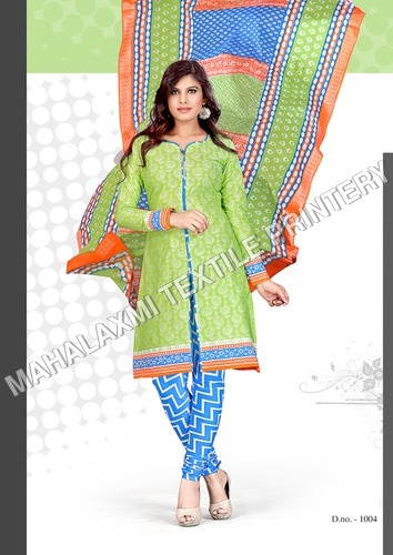 Designer Summer Cotton Salwar Kameez