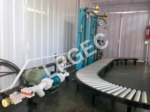 Containerised Bottling Plant