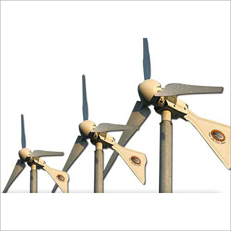 Commercial Wind Turbines