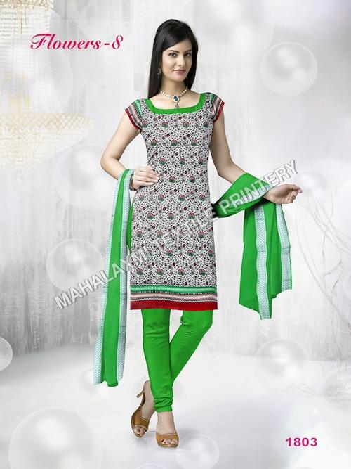 Pure Cotton Suit Material