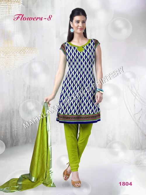 Beautiful Cotton Dress Material