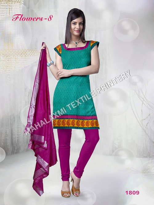 Stylish Cotton Dress Materials