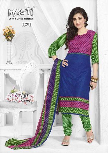 Stylish Cotton Dress Materials