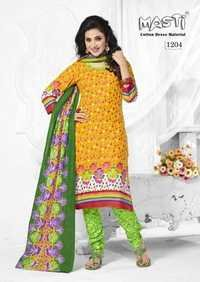 Unstitched Salwar Kameez Materials