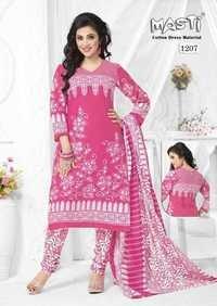Unstitched Salwar Kameez Material Online