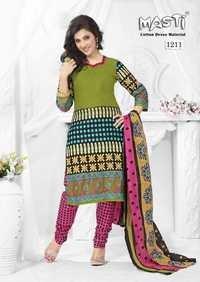 Cotton Dress Materials Online