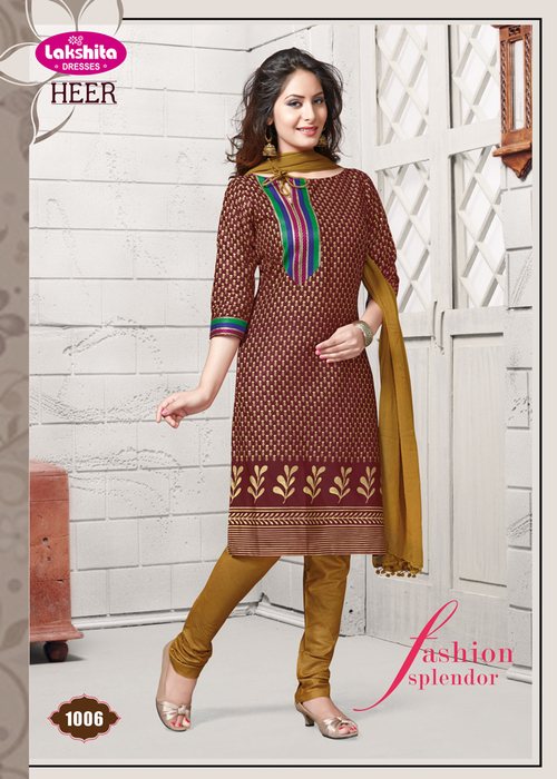 Online Printed Cotton Dresses Materials