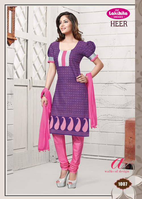Online Printed Cotton Dresses Materials