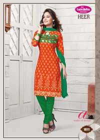 Masti Cotton Dress Materials