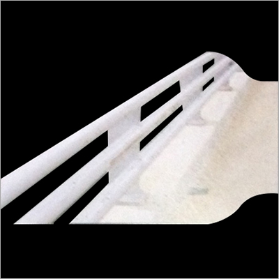 Tublar Steel Railing on Medium Weight Steel Channel