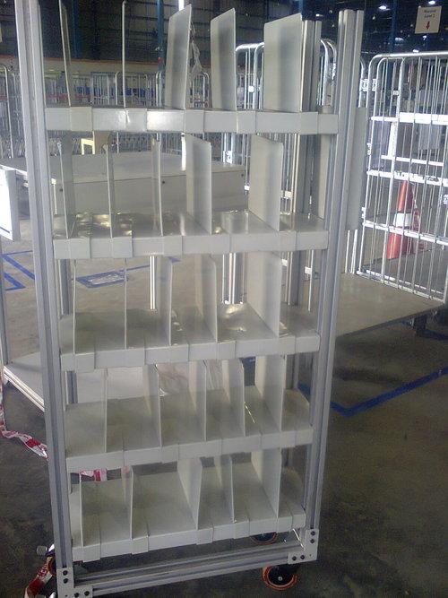 Aluminium Profile Work Stations