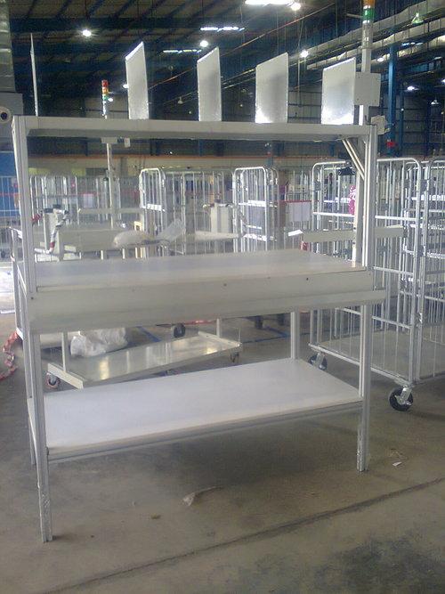 Aluminium Profile Work Station